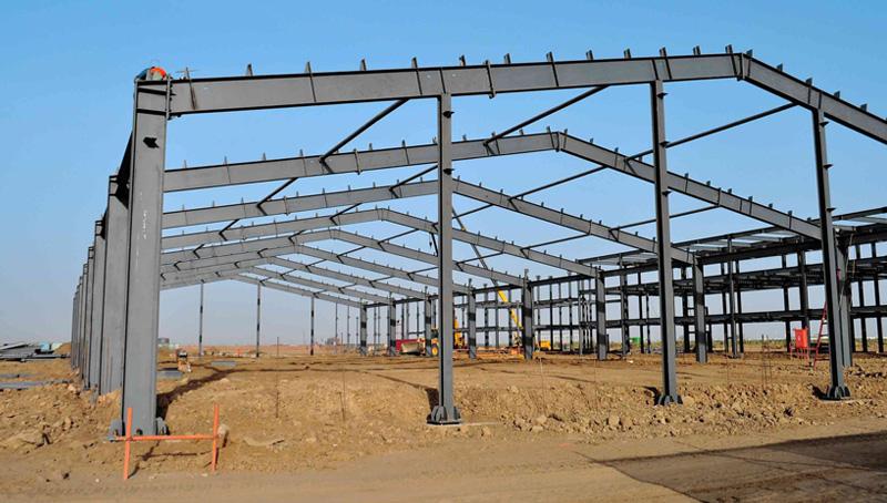 Çelik Konstrüksiyon Fabrika